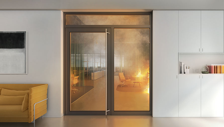 Aluminium und Brandschutzelemente • Trimborn Metallbau