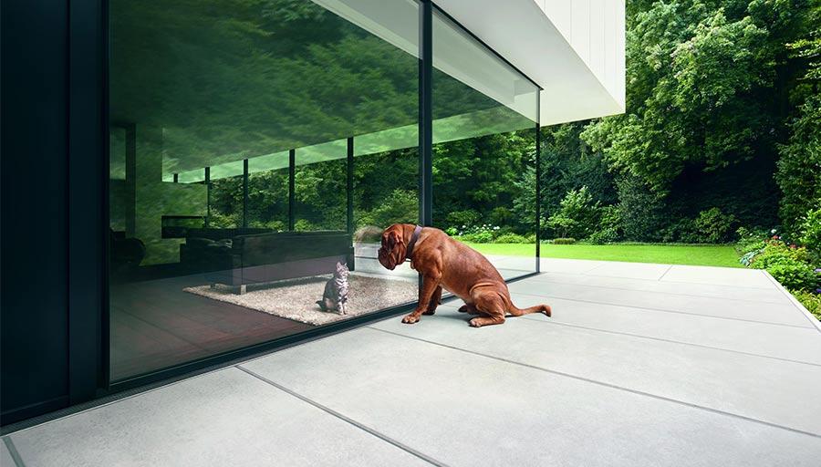 Aluminiumfenster - Privathaus • Trimborn Metallbau