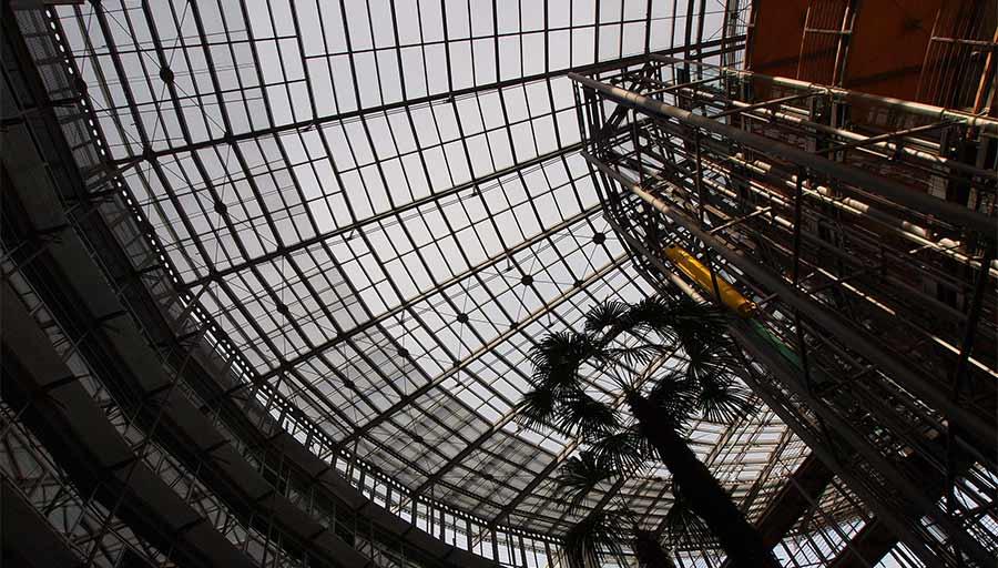 Lichtdachsanierung – Zurich Bonn • Trimborn Metallbau