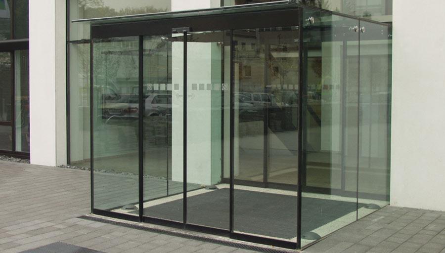 Glassfassaden – Kreishaus Siegen • Trimborn Metallbau
