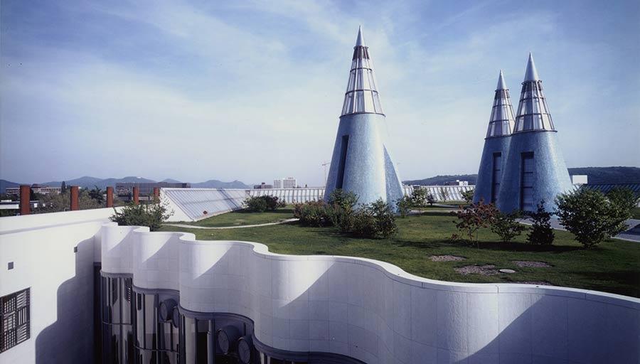 Sonderkonstruktion – Lichtkuppeln - Kunst- und Ausstellungshalle der Bundesrepublik Deutschland Bonn • Trimborn Metallbau