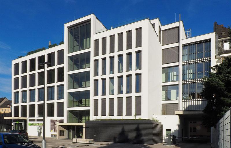 Radiologisches Institut in Essen • Trimborn Metallbau